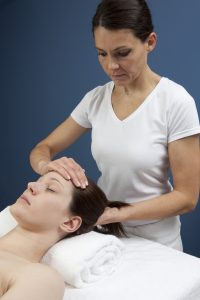 physiotherapeutic massage